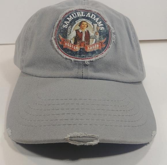 Samuel Adams Baseball Cap NWOT One Size//Adjustable